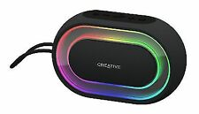 Creative Halo Powerful Portable Bluetooth Wireless Speaker With RGB Lightshow