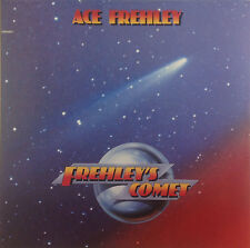 """12"""" LP - Ace Frehley - Frehley's Comet - k2823 - washed & cleaned"""