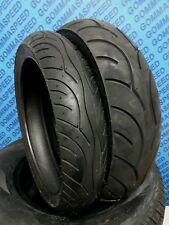 Coppia pneumatici Scooter 110/70/16 + 140/70/16 Pirelli GTS per Beverly Piaggio
