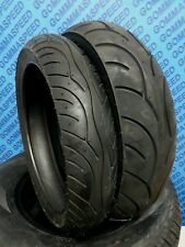 Coppia pneumatici Scooter 120/70/12 + 130/70/12 Pirelli GTS Kymco  Vespa GT