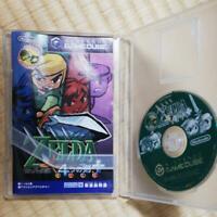 The Legend of Zelda four swords adventures Nintendo Game Cube GC Japan