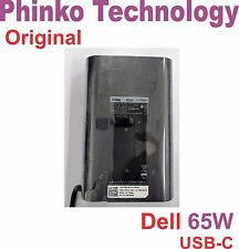 Original AC Charger For Dell DELL USB-C Type-C 65W 20V 3.25A Adapter HA65NM170