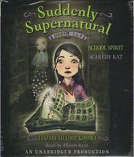 Suddenly Supernatural: School Spirit & Scaredy Kat 1-2 by Elizabeth Cody Kimmel