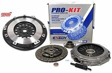 Exedy Pro Kit Clutch+ACS Flywheel for 2004-2010 Subaru Impreza WRX STi 2.5L