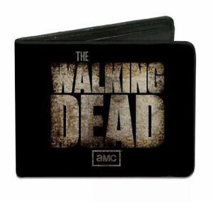 AMC The Walking Dead Bi-Fold Wallet by Buckle Down