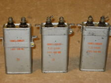 4uf 1000 volt, qty of 3, tested