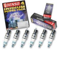 6 pc Denso Iridium Power Spark Plugs for Chevrolet Malibu 3.5L 3.1L 3.9L V6 cf