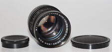 CARL ZEISS JENA DDR Objektiv Lens MC PANCOLAR AUTO 1,8/80 für M42