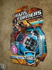 Transformers RTS Reveal The Shield Deluxe Laser Optimus Prime, sealed