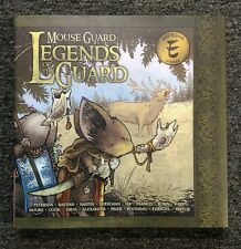 Mouse Guard : Legends Of The Guard 1 Hardcover  By David Peterson Archaia