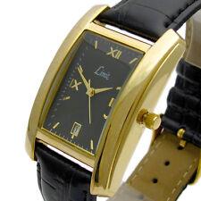 LIMIT excellent gents analogue date watch Black Strap 5902 New