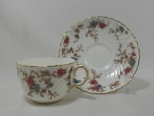 Minton Ancestral Wreath Stamp S376 Cup and Saucer