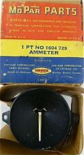 1955 Desoto Fireflite NOS MOPAR Ammeter Amp Gauge