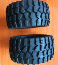 1/5 RC Car 5B Rear Macadam tire set Fit ROAVN King Motor HPI Baja 5B SS