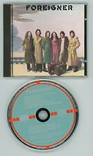 FOREIGNER Rare Target CD West Germany First Issue NO BARCODE