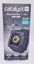 Catalyst Band 42mm Apple Watch Series 2 & 3 Waterproof Case Stealth Black