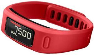 Garmin Vivofit Activity Tracker (Red)