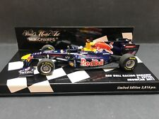 Minichamps - Sebastian Vettel - Red Bull - RB7 - 2011 -1:43 - Showcar