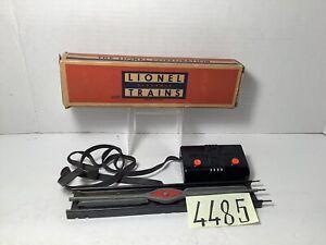 Lionel # 6019 Vintage O27 Remote Control Track Set In OB