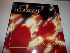 In Classical mood Rule Britannia CD & Book VGC Holst Britten Arne Elgar Tallis