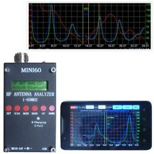 Mini60 Sark100 HF ANT SWR Antenna Analyzer Meter Bluetooth Android App