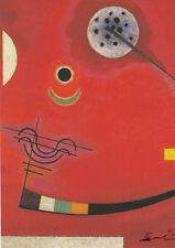 Postkarte: Kandinsky - Gespannt im Winkel / 1930