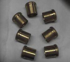 3 pcs Alto sax repair parts Brass unpainted