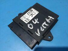 VAUXHALL VECTRA 2004 DRIVER DOOR LOCKING MODULE 13170163