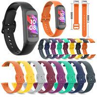 17mm TPU Armband Uhrenarmband Ersatz Strap Für Samsung Galaxy Fit SM-R370 Uhr