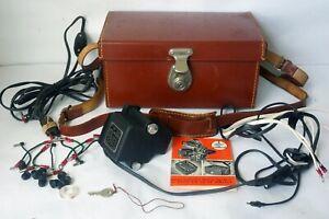Original BOLEX Electric Motor MC17 for H16 Camera Unused Made in Switzerland