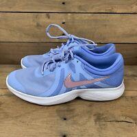 Nike Revolution 4 Athletic Running Shoes Big Girls Size 6Y BV7441-400