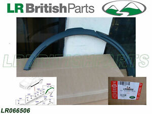 LAND ROVER  REAR WHEELARCH MOULDING RANGE ROVER EVOQUE RH OEM NEW LR066506