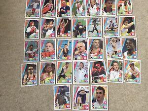 Panini Adrenalyn Olympics London 2012 Rare 31 Different Cards