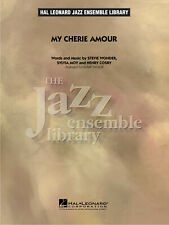 My Cherie Amour Henry Cosby Sylvia Moy Big Band Set Learn MUSIC SCORE & PARTS