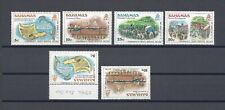 More details for bahamas 1981 sg 594/7, 594a, 595w mnh cat £46.50