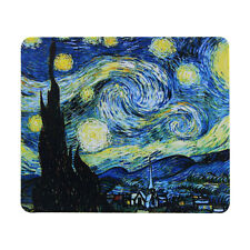 Starry Night Anti-Slip Gaming Mouse Pad Rubber Mice Mat For Optical Laser Mouse