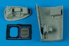 Aires 1/32 Bf109G Late Radio Equipment For HSG AHM2043