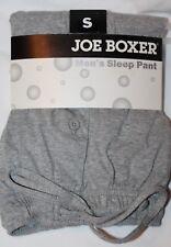 Joe Boxer Men's Sleep Pajama Pant Gray Pants Small