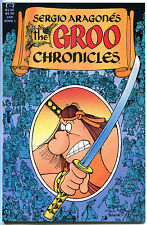 GROO CHRONICLES #1 2 3, NM-, 3 iss, Sergio Aragones, more in store