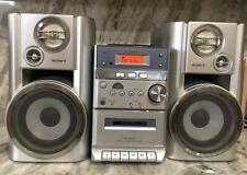 Fixer Upper Sony HCD-EP313 Micro Hi-Fi Stereo System CD-Cassette Needs Repair