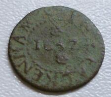 Fakenham Norfolk 17th Century 1/4d Farthing Token W44 William Shildrack 1657