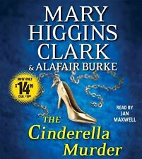The Cinderella Murder by Mary Higgins Clark (CD-Audio, 2015) #P77