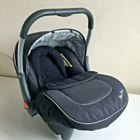 Silver Cross Pram Surf Single Convertible Baby Car Seat Black Carrier Accessorie
