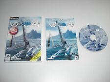 VIRTUAL SKIPPER 4  Pc Cd Rom VS4 VS Sailing Sim - FAST DISPATCH