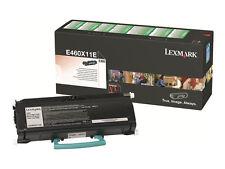 Original Laser Printer Toner Cartridges for Lexmark