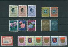 Luxemburg Jahrgang yearset 1959 postfrisch ** MNH komplett