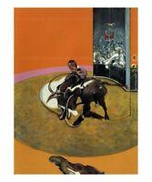 Francis Bacon, Art Print, Etude pour une corrida, 1969