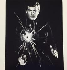 James Bond 007 Shattered Glass 8x10 Movie Photo ~ For Your Eyes Only ~ Moonraker