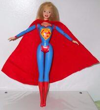 DC Comics Superhero Character Superwoman custom recycled OOak Barbie 3 & up