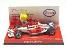MINICHAMPS 1:43 Panasonic TOYOTA Racing TF106 R. SCHUMACHER ESSO COLLECTON